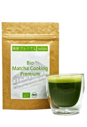 Bio Matcha Cooking Premium Tee