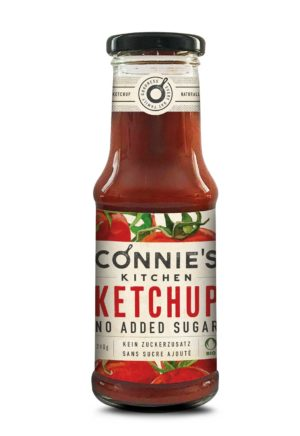 Connie's Kitchen Ketchup BIO ohne Zucker