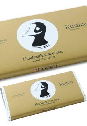 Taucherli Rustica Schokolade 100g