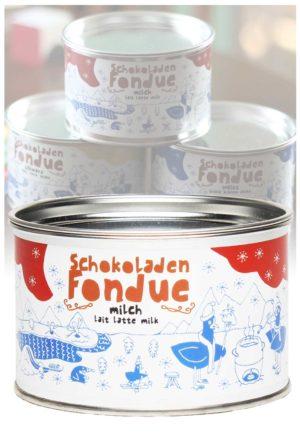 Taucherli Schoko-Fondue Milch 250g