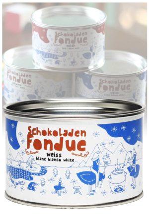 Taucherli Schoko-Fondue weiss 250g