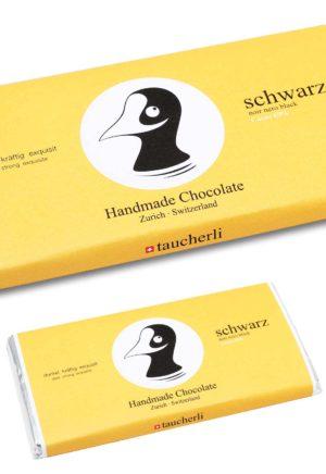 Taucherlin Schokolade schwarz