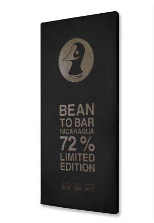 Bean to Bar Schokolade Nicaragua von Taucherli imDelikatessen-Shop