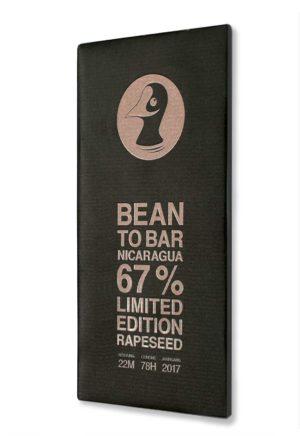 Bean to Bar Nicaragua 67% Schokolade Taucherli Schweiz