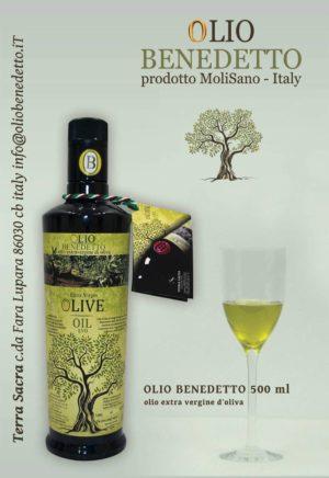 Olio Bendetto 500ml 2