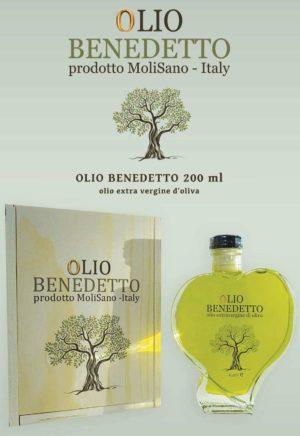Olio Benedetto Cuore 2