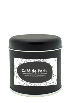 Cafe de Paris Gewürzmischung Delikatessen-Shop