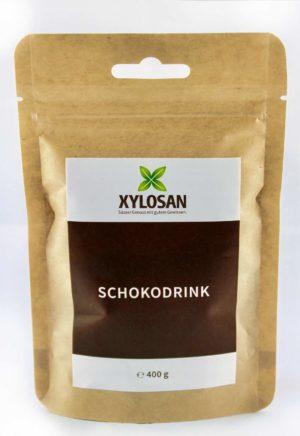 Schokodrink-Pulver mit Xylit 400g von Xylosan