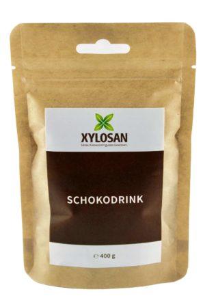 Xylosan Schokodrink mit Xylit ohne Zucker