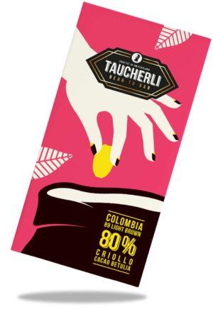 Taucherli Colombia B9 Schokolade