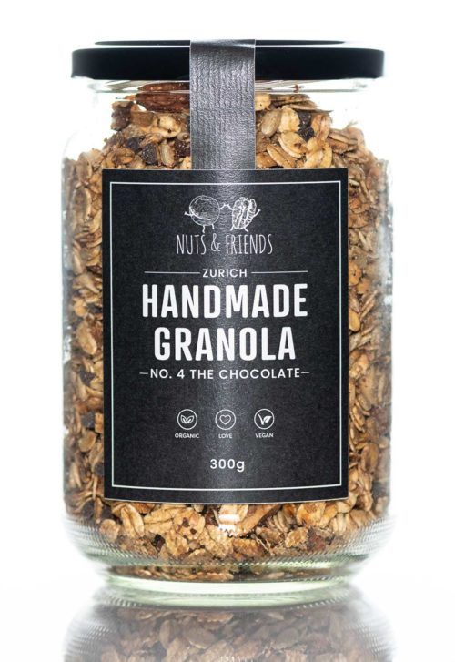 Nut & Friends The Chocolate Granola