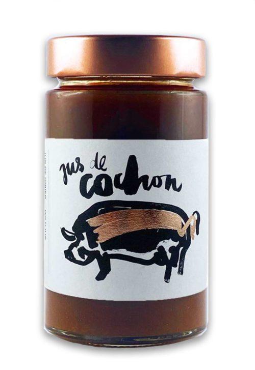 Jus de Cochon - Le Saucier