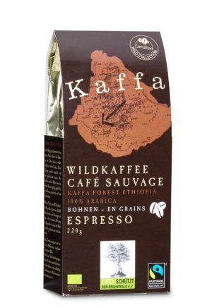 Kaffa Espresso Kaffeebohnen