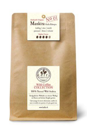 Kaffa Wild Coffee Collection No.1