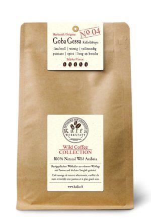 Kaffa Wild Coffee No 4